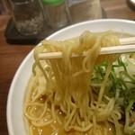 ひかり製麺堂 - ちぢれ麺