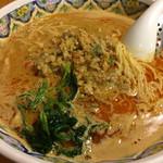 66919685 - タンタンメン(柳麺)