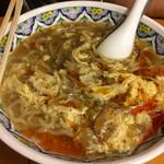 66919687 - スーラータンメン(揚州麺)