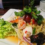 タイレストラン Smile Thailand - タイ風冷やし麺セット