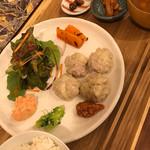 cafe もりのすみか - 料理写真:980円ランチ