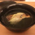 日本料理 晴山 - (2017年5月)お椀
