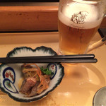 丸長寿司 - お通し