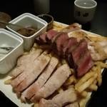 もつ煮込み専門店 沼田直系 肉塊もつやき 肉酒場沼田 -
