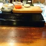 太田鮨 - カウンター席(17-05)