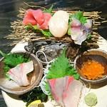 活け活け魚ー魚ー - イケイケ盛り\980