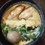 麺屋 どらいち - どらたま780円