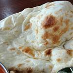 66924262 - Indian Grill & Sports Bar ❛Reka❜ 西葛西店 モチモチとパリパリの両食感楽しめる優れもののナン