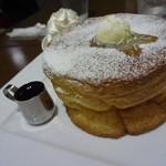 たまごの星 - スフレパンケーキ