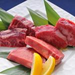 焼肉竹林 - 料理写真:厚切りタン2280円