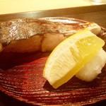 66926069 - 鰆の塩焼き                       春が旬の鰆は間違いない美味しさ!肉厚〜♫
