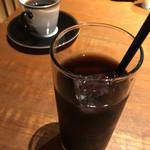 ワ カフェ エイム - アイスコーヒー