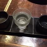 いごこち屋 あんばい - 大吟醸ちょこちょこ飲み比べ3種セット