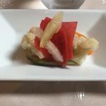 66929040 - 彩り野菜の甘酢漬け