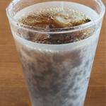 ビッグ ボーイ - ドリンクバー 1杯目 コカコーラ