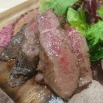 肉寿司 薪焼き キッチンひろ -
