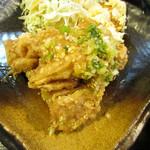 大衆食堂 山 - 油淋鶏