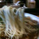 神戸ラーメン 第一旭 - 第一旭●細麺中華そば