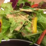 ふくい軒 - サラダ