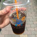 おおきにコーヒー - アイス