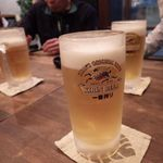 酒歩 たから - ジョッキ生ビール