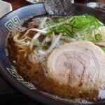 66932076 - ◆呼び戻しブラック(700円:内税)・・麺は普通で。