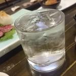 旨旬酒場 純 - 麦焼酎は麦の18(エース)