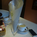 Casual Dining PiPi - サンドのラッピング