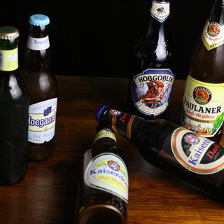 厳選したクラフトビール