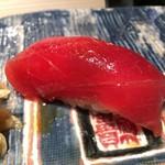 第三春美鮨 - シビマグロ 199kg 腹上二番 赤身 熟成5日 延縄漁 沖縄県泊