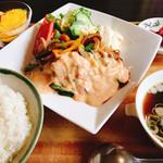 リトルチャイナ - チキン南蛮定食