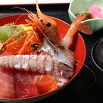 活き活き亭 - 海鮮丼
