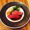 ラメーラ(la mela) - 料理写真:エレゾ社蝦夷鹿肉モモ肉のロースト