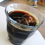 パティスリー・ラブリコチエ - アイスコーヒー