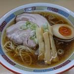 Niboshiiwashiramenen - 煮干しラーメン(780円)