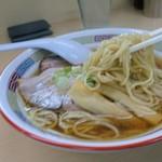 Niboshiiwashiramenen - 麺リフト?