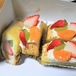洋菓子の店パピヨン - 料理写真: