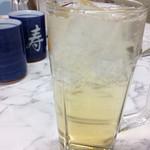 立ち飲み居酒屋 ヤッホー - 仁平次割り(250円)