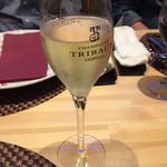 レストラン エム - スパークリングワイン