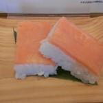 うどん茶屋 海津屋 - ます寿司   300円