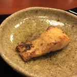 Tsujitome - 焼物:若狭甘鯛の幽庵焼