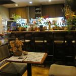 マイルストーン - ジャズバーと喫茶店をブレンドしたような店3