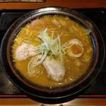 羅妃焚 - 料理写真:味噌ラーメン(799円)
