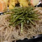草笛 - 料理写真:そば