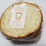 66947965 - ラウンド食パン(165円)です。