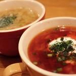 スラヴ料理 カフェアリョンカ -