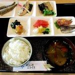 カフェ&レストラン オリゼ - 銚子魚膳!