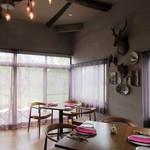 munakata cuisine ishida - 店内