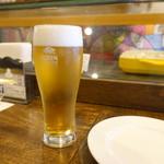バル・イスパニヤ - 2017.05 ビール(540円)