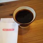 ダバ☆クニタチ - オオヤコーヒー350円